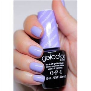OPI Gelcolor you're such a budapest gel polish
